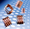 Square Air Core RF Inductors