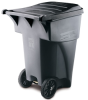 Rubbermaid 65 and 95 Gallon Brute Roll Out Container -- 8427