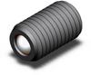 Threaded Thrust Screw - Round Delrin Ball - 5/16-18 X 1/2 in -- TST-0321X1-DB