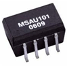 Miniature SMD, Single Output DC/DC Converters -- MSAU100 Series 1 Watt - Image