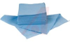 Wipe; Blue Maintenance; Hydroentangled cellulose/polyester; 12x12 in; dry -- 70207119