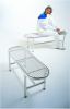 Class 1 Stainless Steel Gowning Bench -- 1530-15-2 - Image