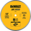 "10"" x .060"" Ceramic Tile Blade Wet -- DW4761"