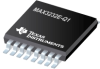 MAX3232E-Q1 Automotive Catalog 3-V to 5.5-V Multichannel RS-232 Line Driver/Receiver w/+/-15-kV ESD Protection -- MAX3232EIPWRQ1 - Image