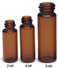 Amber Glass Sample Vials -- 224836