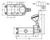 3-Way Spool Valve - Hand Lever -- H-3125-2 - Image