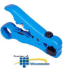 ICC Deluxe UTP and Coax Combo Stripper Tool -- ICACSTSUCD
