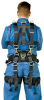 CMC Rescue ProSeries Confined Space Rescue Harnesses -- hc-19-808-375