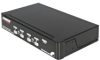 StarTech.com 4 Port 1U Rackmount USB PS/2 KVM Switch with.. -- SV431DUSB