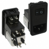 Power Entry Connectors - Inlets, Outlets, Modules -- CCM1116-ND -Image