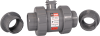 Actuator Ready Ball Valves -- HCTB Series -- View Larger Image
