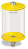 Yellow Color Key, Clear View Oil Reservoir, 1/2 gal Acrylic, 1/8