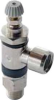Right Angle Flow Control Valve -- MCO 32F-32 - Image