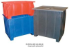 Stacking Pallet Containers -- HGG-24 - Image