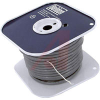 Cable; 7 cond; 22 AWG; Strand (7X30); Foil+braid shielded; Chrome jkt; 100 ft. -- 70005303 -- View Larger Image