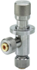 Small Hand Operated Gas Inlet Valve -- VGS 10 - Image