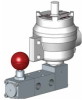 Pilot Solenoid Operated Latchlock Manual Reset Spool Valves - Image