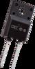 4-A, 600-V, Z-Rec® Schottky, TO-220-F2 Full-Pak package -- C3D04060F