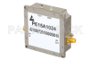 1.5 dB NF, 17 dBm P1dB, 1.2 GHz to 1.4 GHz, Low Noise Amplifier, 35 dB Gain, SMA -- PE15A1024 -Image
