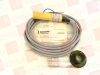 BALLUFF BLW-FKM-230-13G-2 ( FLOW SENSOR AIR 0-200MA 24VDC 6.5FT CORD ) -- View Larger Image