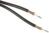 Piezo Spiral Wrapped Coaxial Cable