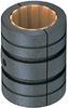 Self-aligning Split Linear Plain Bearings -- DryLin® R - TJUM-03 -Image
