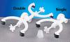 Polypropylene Buret Clamps -- 562415