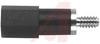 Adapter, Banana Jack; Terminal Strip Banana Jack; 1100 V (RMS) (Max.); Nylon -- 70198363 - Image
