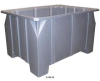 Stacking Pallet Containers -- HDP-28 - Image
