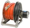 Manual or Power Rewind Rescue Reel -- F2000