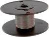 Wire, Braid; 36 AWG; Tinned Copper; 1/32 in.; 0.020 in.; 16; 400 CMA; 6 A -- 70195040