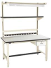 Bench In A Box,Beige,72Lx30Wx30H In. -- BIB3