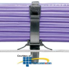 Panduit® Center Mounted Cable Ties Wing Push Mount.. -- PLWP50SC-D30