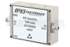 10 Watt P1dB, 8 GHz to 12 GHz, High Power Amplifier, SMA, 30 dB Gain, 47 dBm IP3 -- PE15A5053 -- View Larger Image