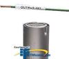 Panduit® P1 Cassette, Heatshrink Tubing, Mil Grade.. -- H100X025H1C