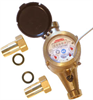 Lead Free Bronze Multi-Jet Water Meters -- WM-NLC