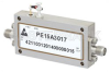 500 mW P1dB, 6 GHz to 18 GHz, Medium Power Broadband Amplifier, 36 dB Gain, SMA -- PE15A3017 -Image