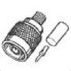 RF Connectors / Coaxial Connectors -- 082-5993 -Image