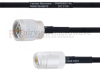 N Male to N Female MIL-DTL-17 Cable M17/84-RG223 Coax in 60 Inch -- FMHR0037-60 -Image