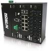 NT24K-DR16-DC Modular Managed Ethernet Switch, DC PTP Enabled -- NT24K-DR16-DC-PT -Image
