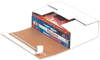 Self-Seal DVD Mailers, 7 11/16