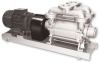 Single-Stage Liquid Ring Vacuum Pump -- Dolphin LA 0756 / 0906 A -Image