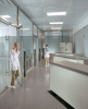 Cleanroom Barrier Walls and Hardwall Panels (Powder-coated Steel) -- 6602-58 - Image