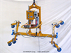 Eight Pad Powered Custom Lifter with Powered Tilt -- AT30M8-54-2/26SP