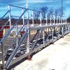Flatbed Access Platforms -- Roll-Track Design