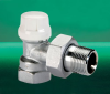 D887 Angle Lockshield Valve -- View Larger Image