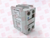 ALLEN BRADLEY 100-FB11 ( AUXILIARY CONTACT BLOCK, FRONT MOUNTING, 1NO/1NC ) -- View Larger Image