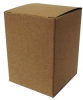 Stock Box,1-1/4x1-1/2x2in,PK1000 -- 14F326