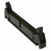 Rectangular Connectors - Headers, Male Pins -- 3433-6203-ND -Image