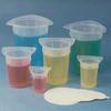 Tri-Pour Graduated Disposable Beakers -- 76076
